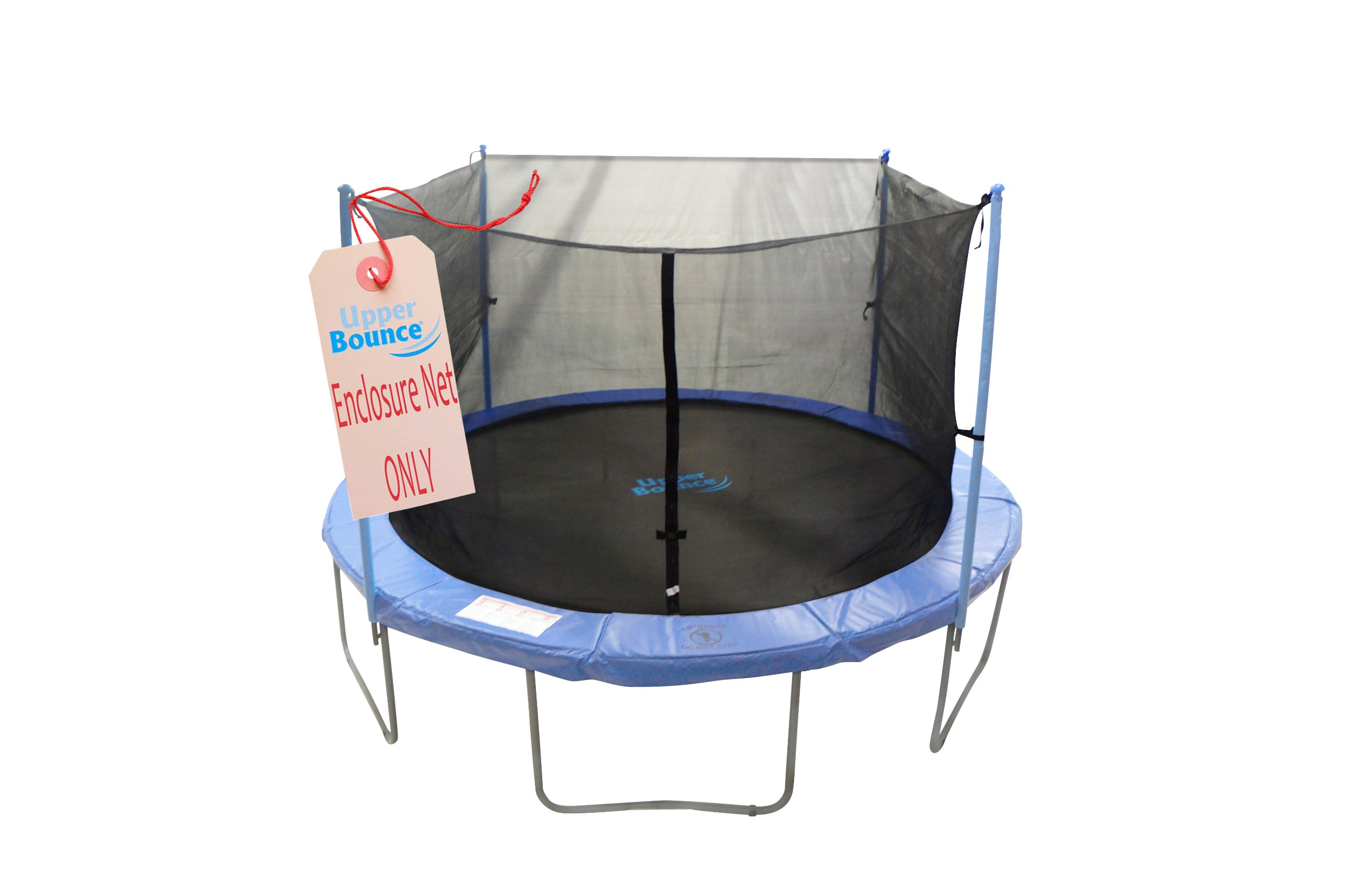 Upper Bounce Super Net & Pad Combo Fits for 14' Round Frames Using 4 Poles or 2 Arches by Upper Bounce (Image #2)