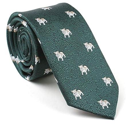 HYhy Animal Ties Corbatas Tejidas Regalo para Hombres Trabajo ...