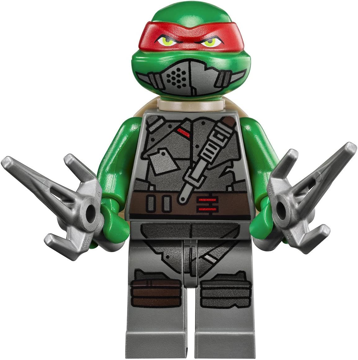 Amazon.com: LEGO Teenage Mutant Ninja Turtles Armored ...