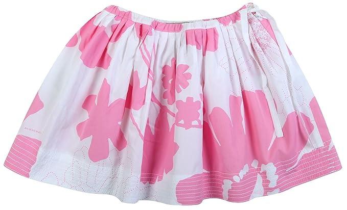 e9dc67b2c7 Burberry Girls skirt light pink bur-935, old child size:8: Amazon.co.uk:  Clothing