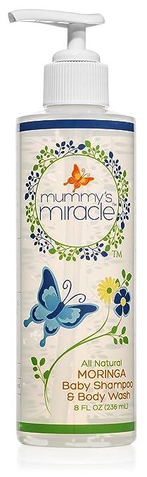 Mummy's Miracle Moringa Baby Shampoo