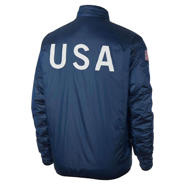Amazon.com: Nike Lab Team USA - Chaqueta aislante para ...