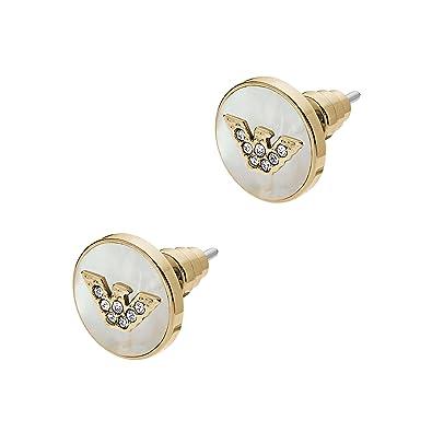 e80d4daa513 Emporio Armani Women s Earrings EGS2354710  Amazon.co.uk  Jewellery