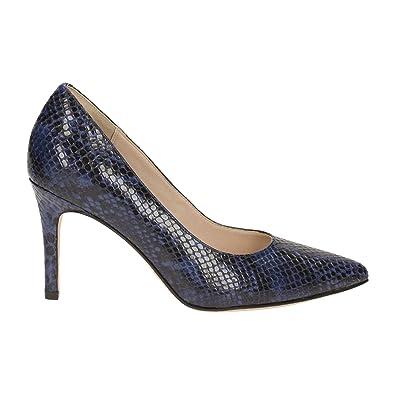 74db74e681e59c Clarks Dinah Keer Shoes Dark Blue UK 7 Dark Blue  Amazon.co.uk ...