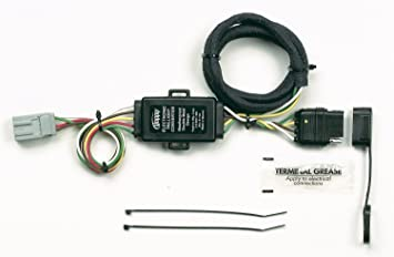 71Tll6Yfb1L._SX355_ amazon com hopkins 43105 plug in simple vehicle wiring kit hopkins 47185 wiring diagram at pacquiaovsvargaslive.co