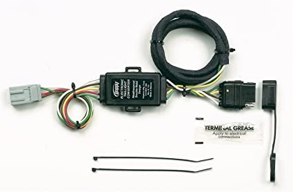 71Tll6Yfb1L._SX425_ amazon com hopkins 43105 plug in simple vehicle wiring kit automotive