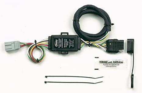 amazon com hopkins 43105 plug in simple vehicle wiring kit automotive rh amazon com