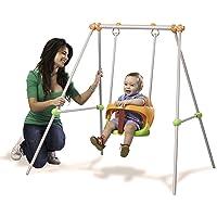 Smoby- Baby Swing Columpio bebé, 120 x 124