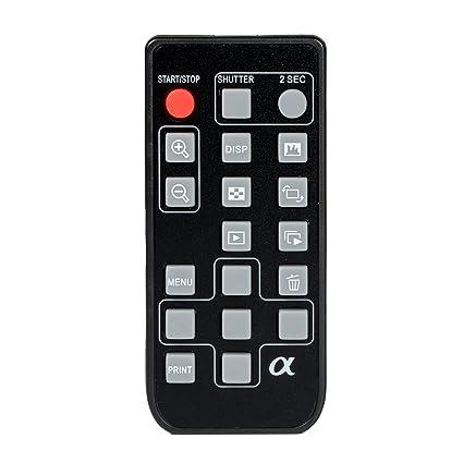 α700 nex-5r disparador remoto mando a distancia Disparador infrarrojos para sony dslr-a700