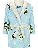 Disney Frozen Elsa Snowflake Girl's Dressing Gown