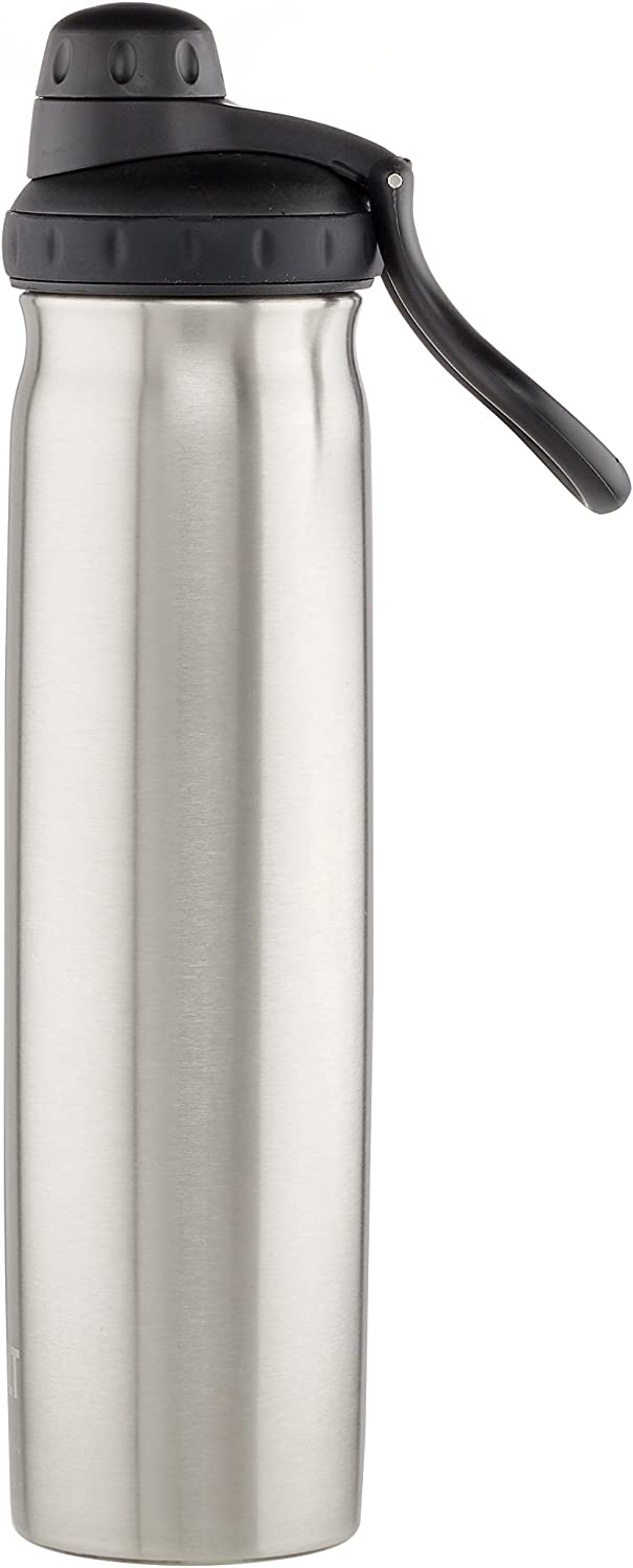 BUILT Prospect Double Wall Vacuum Insulated Tumbler, 24-Ounce, Stainless Steel