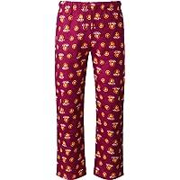 Brisbane Lions AFL Footy Mens Adults Flannelette Sleepwear Pyjamas Pants