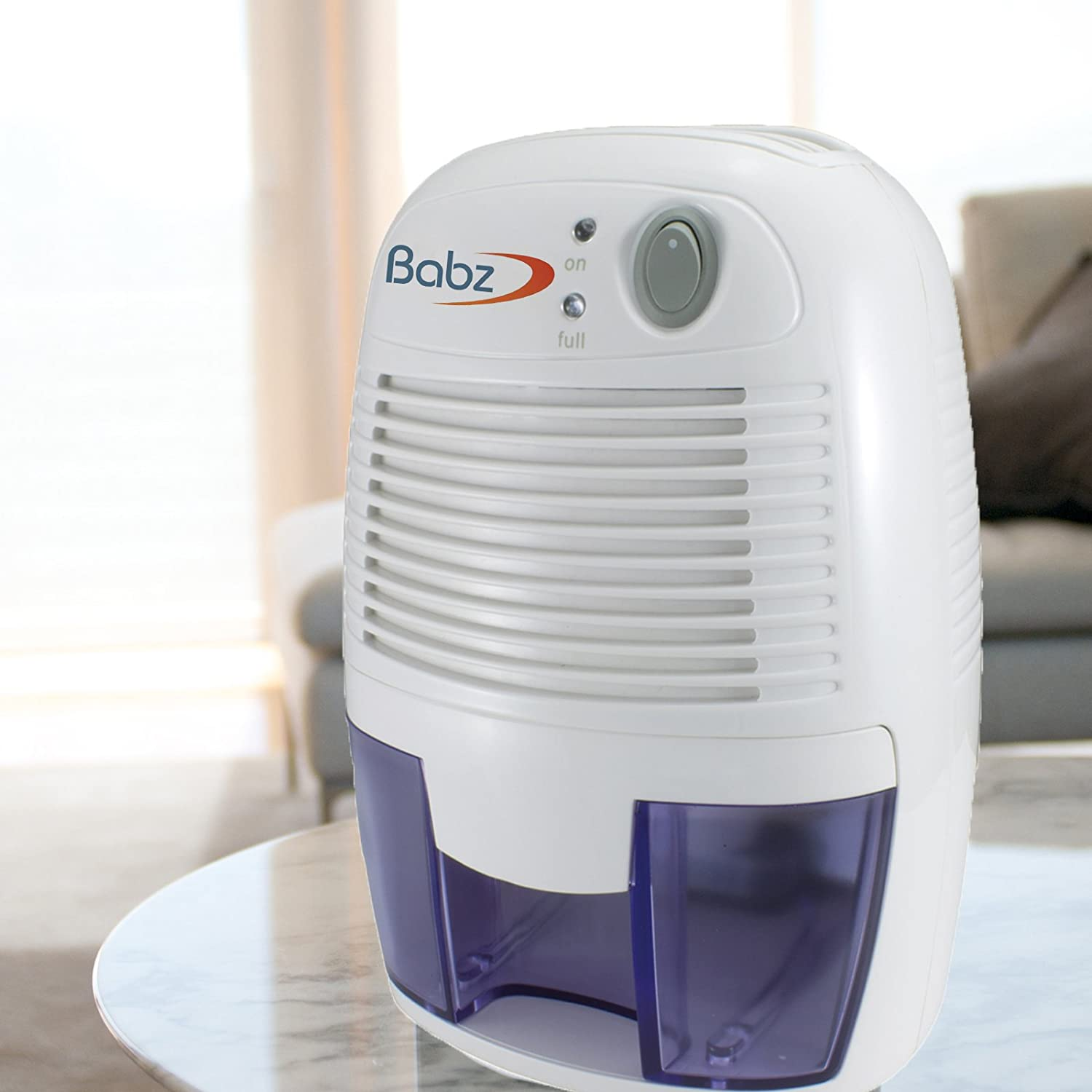 Small Dehumidifier For Bedroom Babz 500ml Compact And Portable Mini Air Dehumidifier For Damp