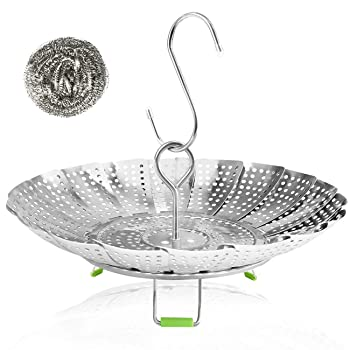 Consevisen Vetgetable Steamer Basket Food Steamer