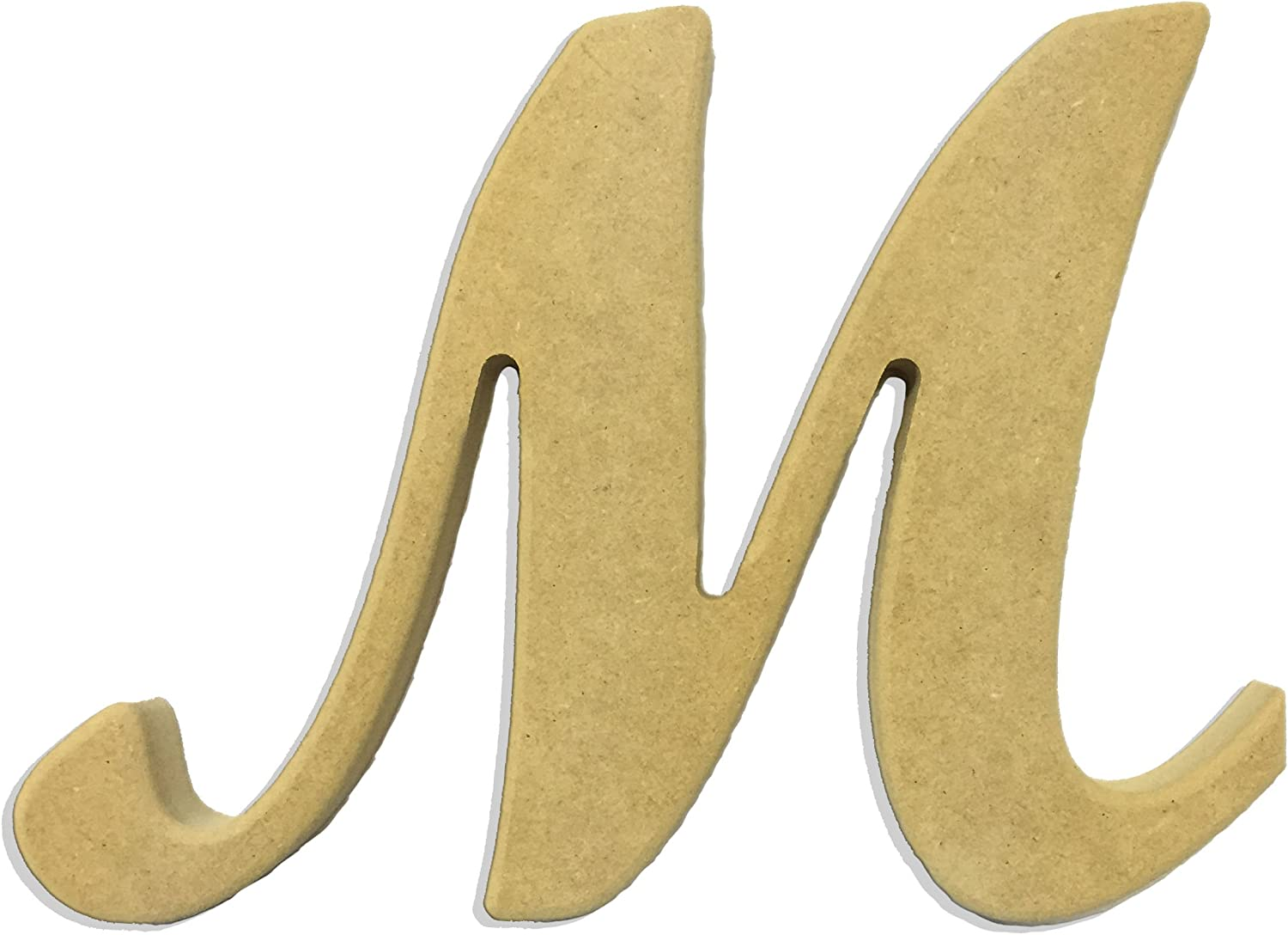 Amazon Com 6 Capital Letter M Script Cursive Unfinished Wood Diy Craft Cutout To Sell Ready To Paint Wooden Stacked We got our twitter set up! 6 capital letter m script cursive unfinished wood diy craft cutout to sell ready to paint wooden stacked
