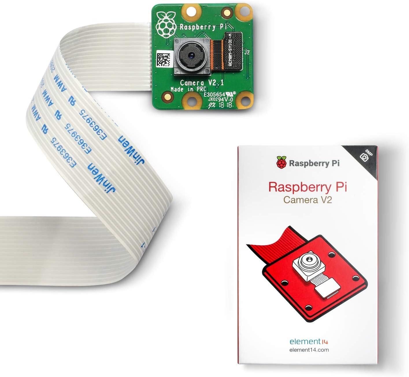 LABISTS Raspberry Pi Camera Module V2 8M, 1080p RPi Camera Officielle avec...