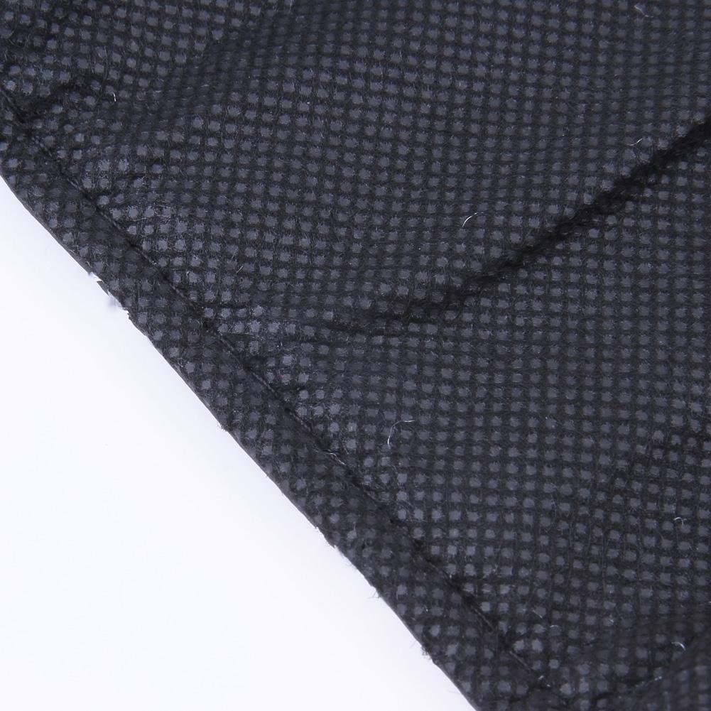 Red Black WinnerEco 2Pcs Car Seat Belt Cover Shoulder Pads Covers Cushion Set