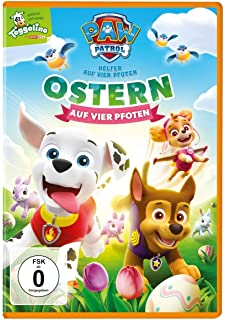 Paw Patrol Die Fellfreunde Retten Wufflantis Amazonde Dvd Blu Ray
