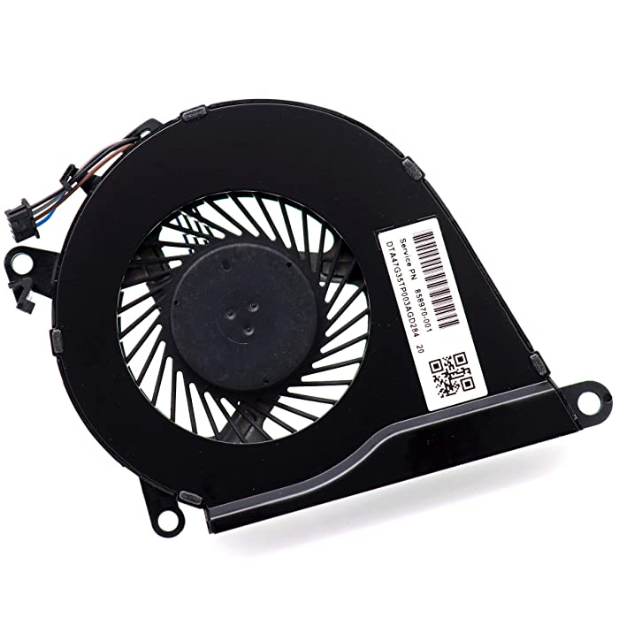 Updated 2021 – Top 10 Hp Envy 15 Fan Replacement 15U011dx