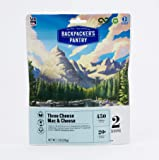 Backpacker's Pantry Three Cheese Mac & Cheese, (Packaging May Vary)​