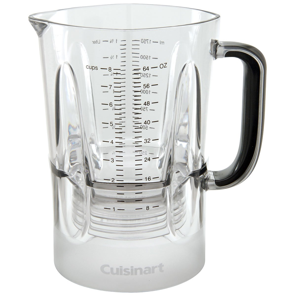 Cuisinart CBT-1000JAR BPA-free copolyester blender jar, 64 ounces.
