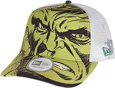 New Era - Gorra de béisbol - para Hombre Hulk Talla única: Amazon ...