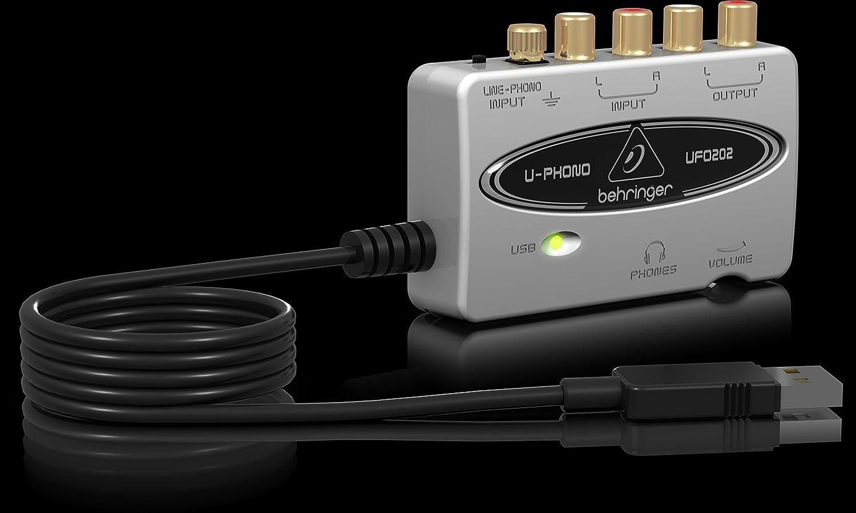 Behringer UFO202 - Interface de audio ufo-202 und.