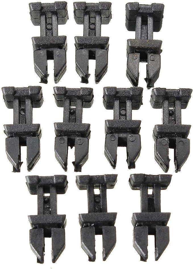 Door Panel Plastic Clip Push Body Fasteners For Mercedes Benz 124-990-07-92