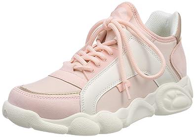 new styles b3fa3 12cb4 Amazon.com | Buffalo Women's Cali Low-Top Sneakers ...