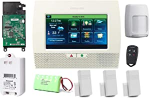 Honeywell Lynx Touch L7000 LTE Security Alarm Package with LTE-L57V Verizon LTE Communicator