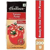 Dabur Hommade Tomato Puree 200g