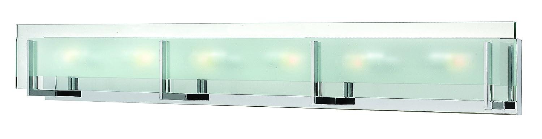 Hinkley 5656CM Contemporary Modern Six Light Bath from Latitude ...