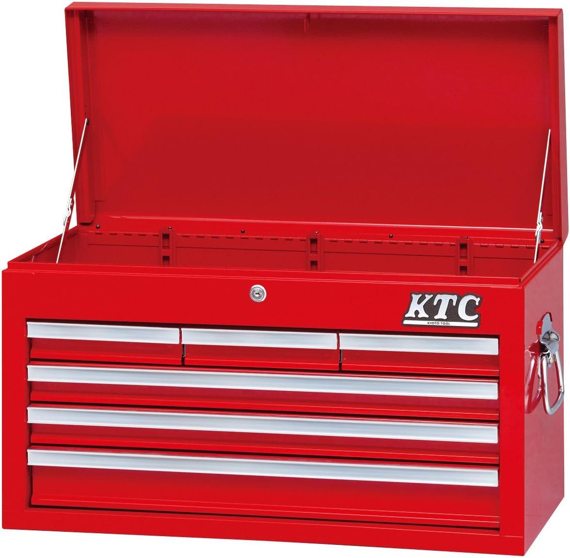 KTC(ケーテーシー) チェスト 4段6引き出し SKX3306