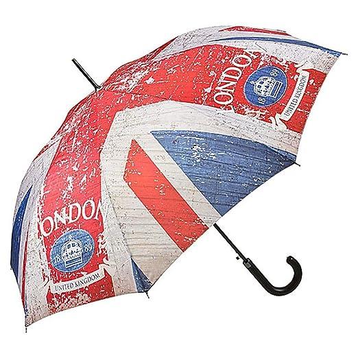 VON LILIENFELD Paraguas Automática Mujer Motivo Arte Londres: Amazon.es: Equipaje
