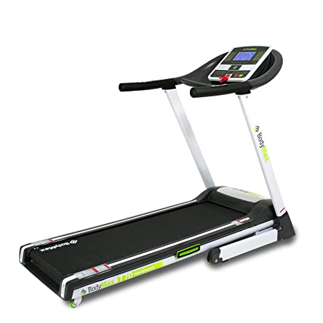 Bodymax t70hr cinta de correr - Color blanco: Amazon.es: Deportes ...