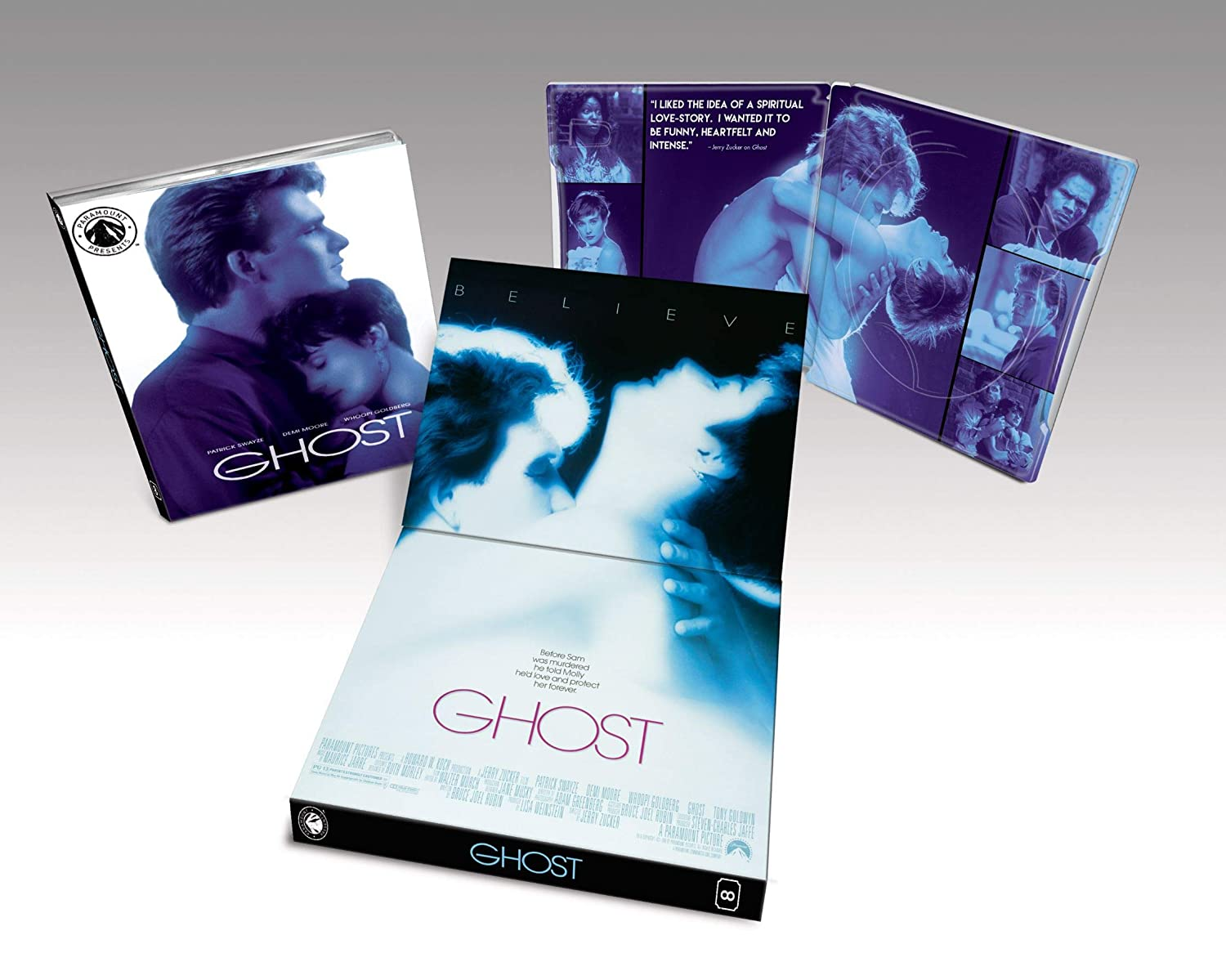 Ghost 1990 Remastered July 21 2020 Blu Ray Forum