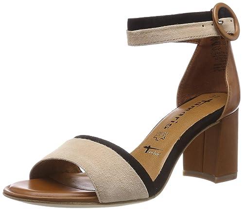 Sandales TAMARIS 1 28379 22 Nut Comb 441 Sandales