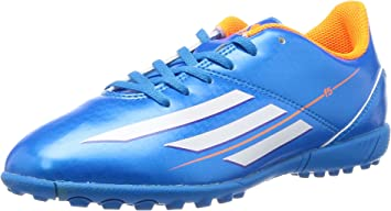 : adidas F5 TRX TF J F32771 Color: Blue