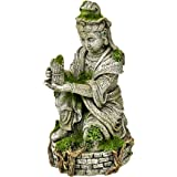 Blue Ribbon Exotic Environments Statue with Moss