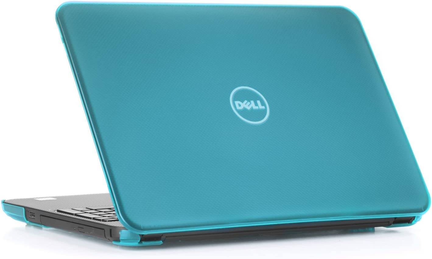 "mCover Hard Shell Case for 15.6"" Dell Inspiron 15 5565/5567 Laptop (NOT Compatible with Other Dell Inspiron 5000 Series Models) (Aqua)"