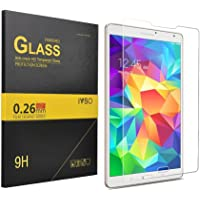 IVSO Samsung Galaxy Tab E 9.6 Prime Pellicola Protettive Schermo - 1 Pack Prime Pellicola Protettive Schermo in Vetro Temperato per Samsung Galaxy Tab E 9.6 - Pollice Tablet (Tempered Glass - 1 Pack)
