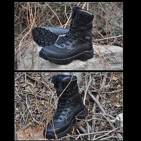 Qrigf Desert Combat Boots heren lente en herfst outdoor hoge