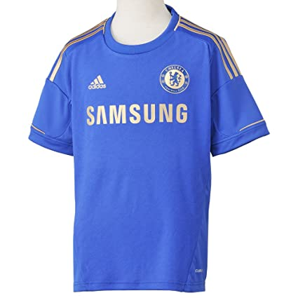 best service c155e 246c9 Amazon.com : adidas 2012-13 Chelsea Home Football Shirt ...