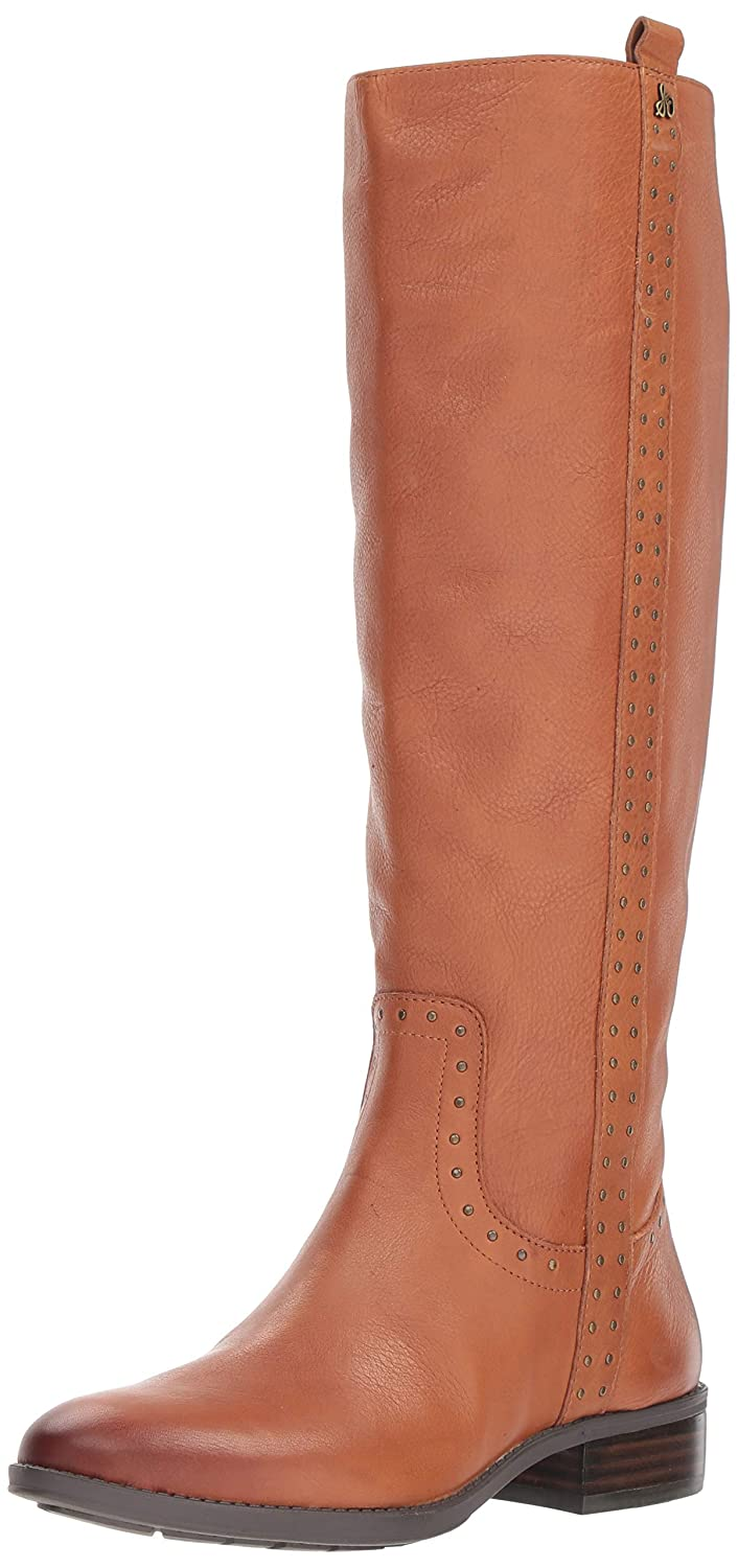 Whiskey Leather Sam Edelman Womens Prina Knee High Boot
