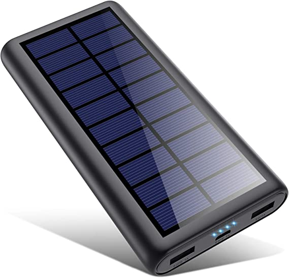 Hetp Solar Powerbank 26800mah 2020 Neuestes Elektronik