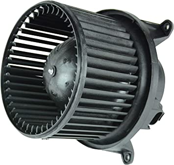 SCITOO ABS Plastic Heater Blower Motor w//Fan HVAC Resistors Blowers Motors fit 2005-2015 Nissan Frontier//2005-2012 Nissan Pathfinder//2005-2015 Nissan Xterra