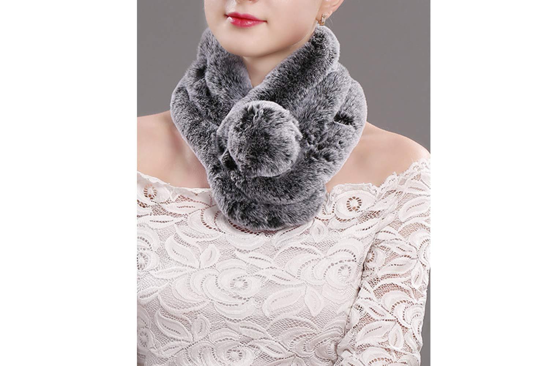 SLR Autumn Winter bib, White Versatile, Warm Imitation, Fashion Scarf, Suitable for Men and Women,As Show,60-80cm