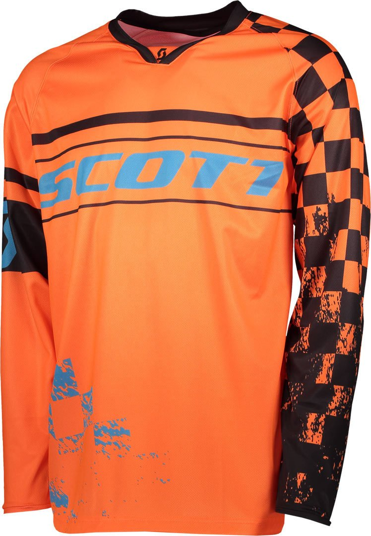 1152 Bangla Motorradjacke Tourenjacke Schwarz Orange M