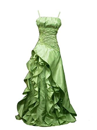 754cae09b7 Cherlone Women s Cocktail Evening Dress 18 Green  Amazon.co.uk  Clothing