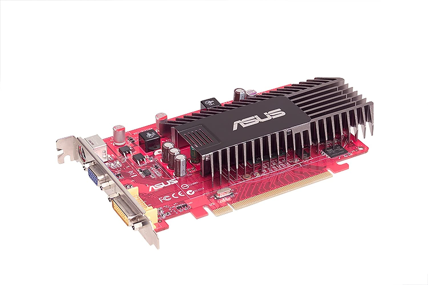 2x ATI RADEON HD 3450 256MB 64Bits PCI-E x16 DMS-59 Full Height Video Card X398D